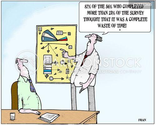 market researchers cartoon