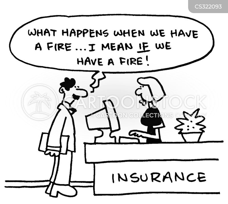 Insurance Scam Cartoons And Comics Funny Pictures From Cartoonstock