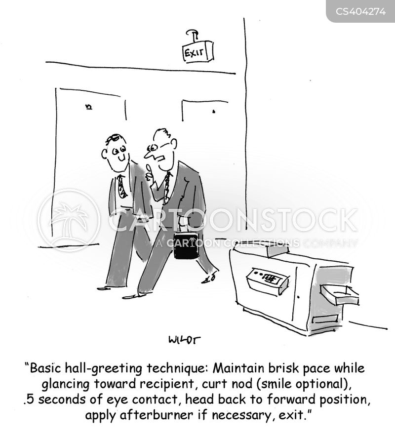 Office Manners And Etiquettes Office Etiquette Cartoon 6 of