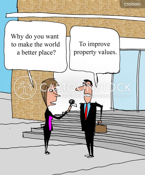 money obsessed cartoon