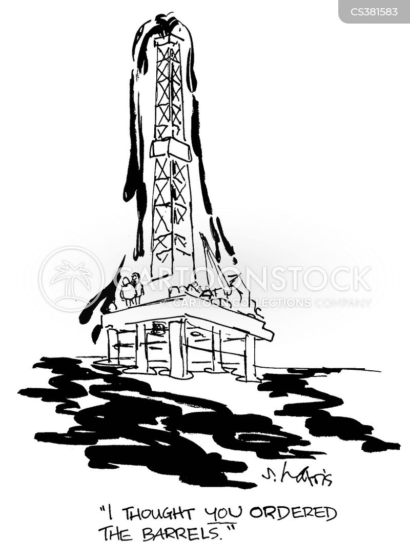 Drilling Rig Pictures Drilling Rig Cartoon 3 of 5