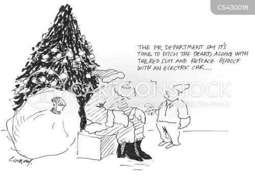 pr departments cartoon