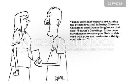 medical drugs cartoon