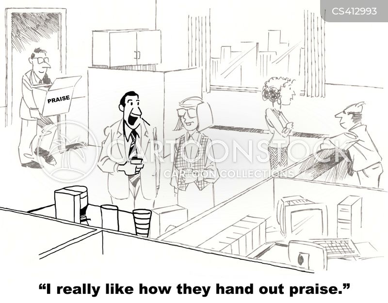 recognitions cartoon