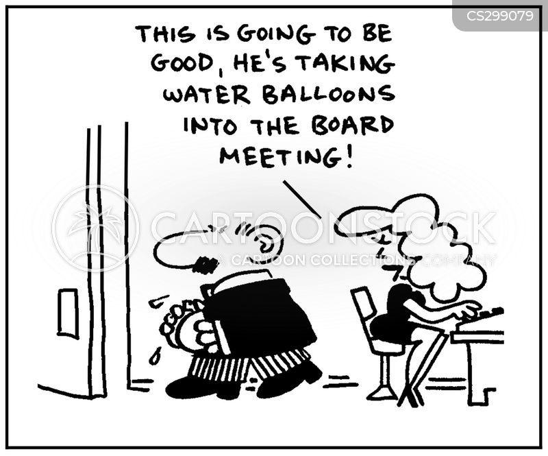 jokes for business meetings
