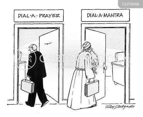 world faith cartoon