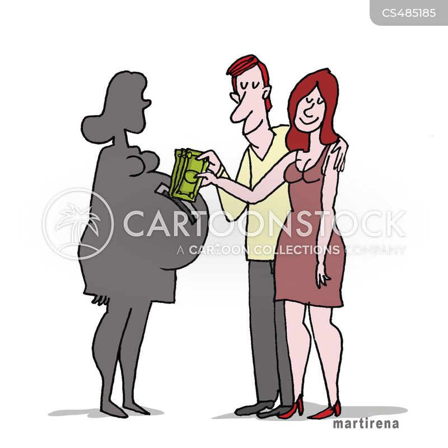surrogates cartoon