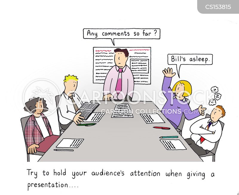 Funny clips for business presentations