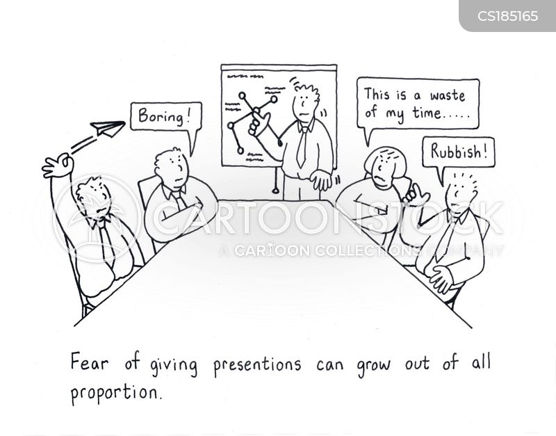 funny business presentations