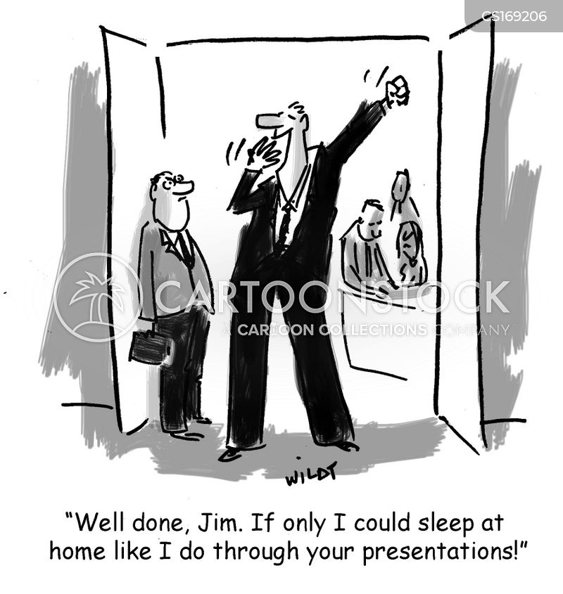 sleeping disorders cartoon
