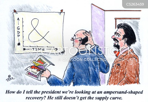 business cycle cartoon
