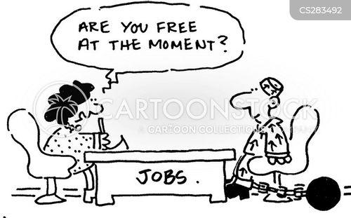 in custody cartoon