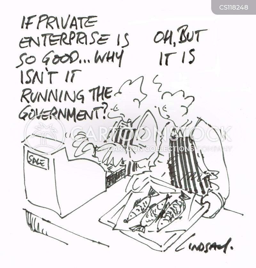 election funds cartoon