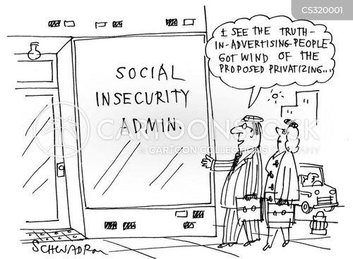 privatised cartoon
