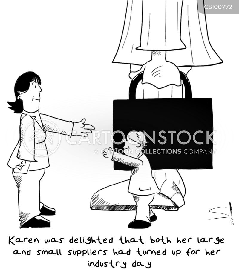 procurement cartoon