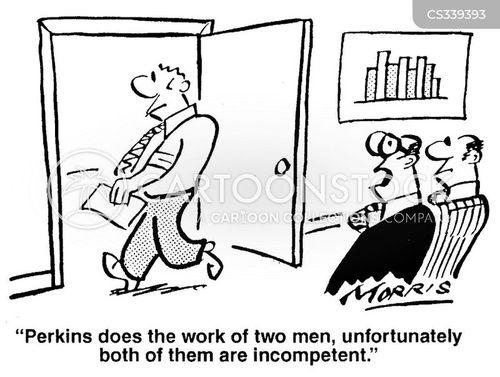 competence cartoon