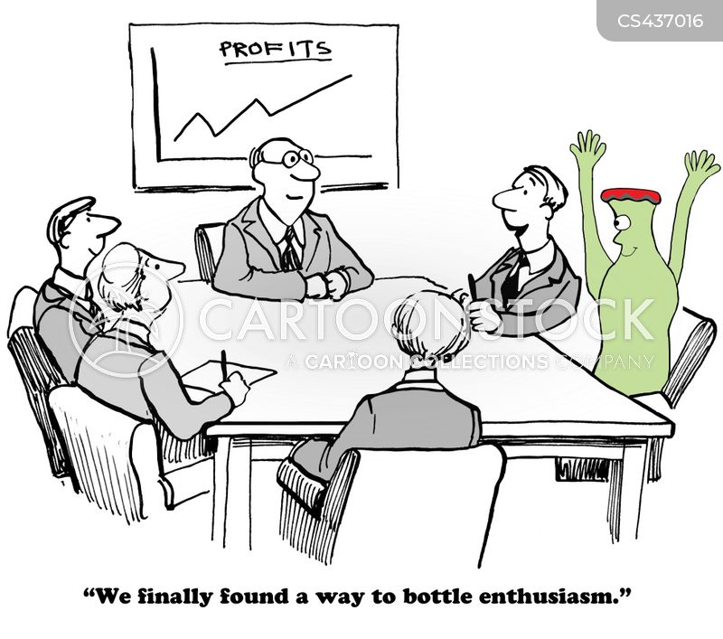 bottled enthusiasm cartoons and comics funny pictures from