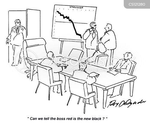 blacks cartoon