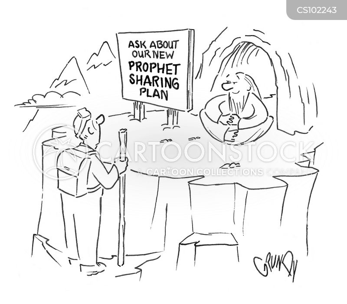 profitability cartoon