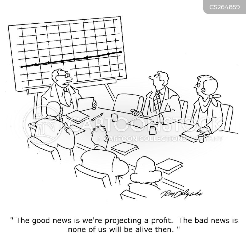 Profit Prediction Cartoons and Comics - funny pictures from ...