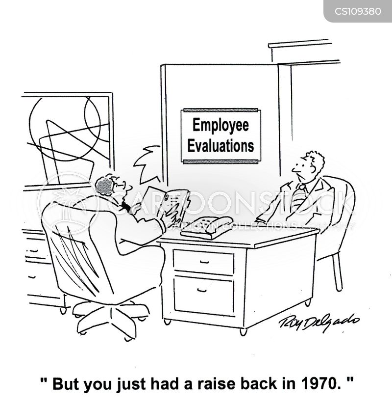 staffing review cartoon