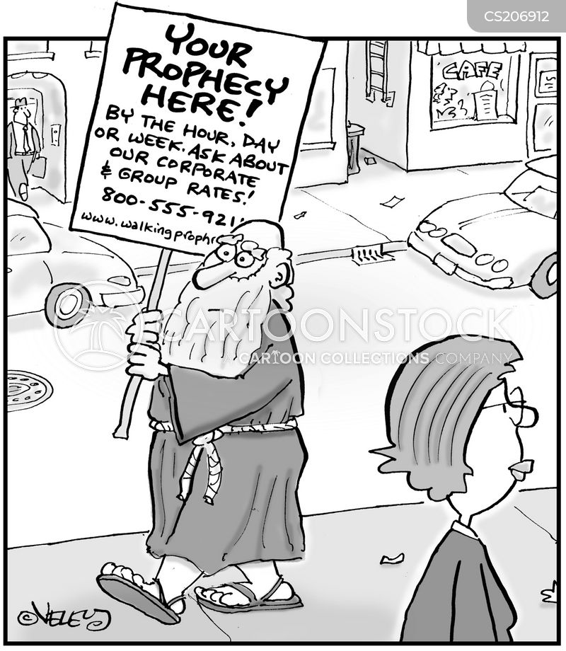 street prophet cartoon