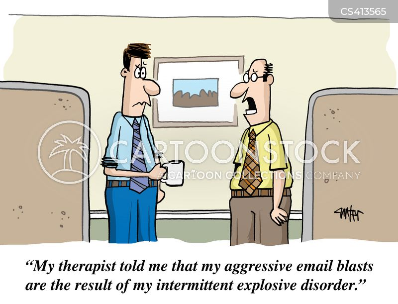 personality disorder cartoon