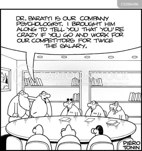 crazyness cartoon