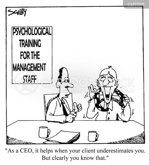 underestimation cartoon