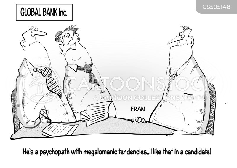 Megalomaniac Cartoons and Comics - funny pictures from CartoonStock