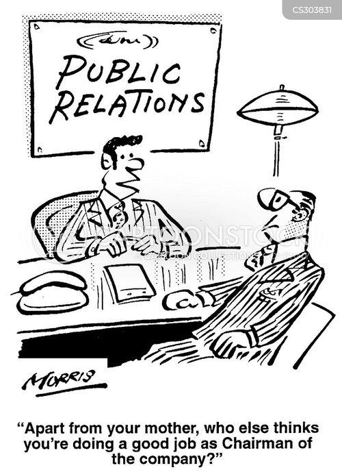track record cartoon