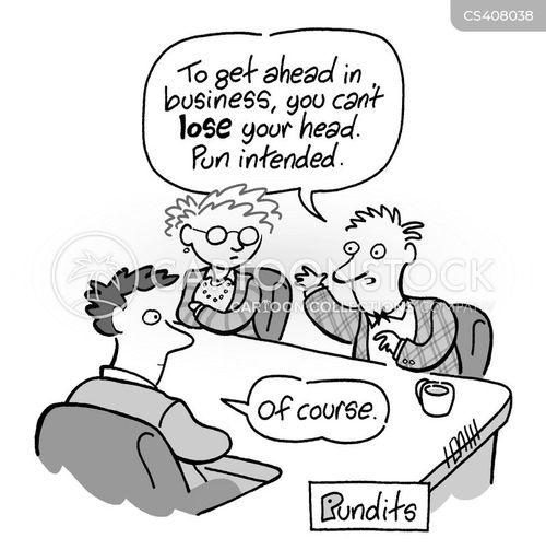 wittiness cartoon