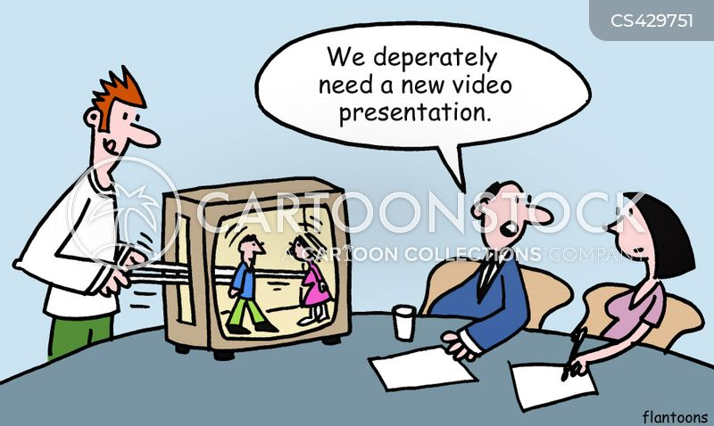 Video Presentation Cartoons and Comics - funny pictures from