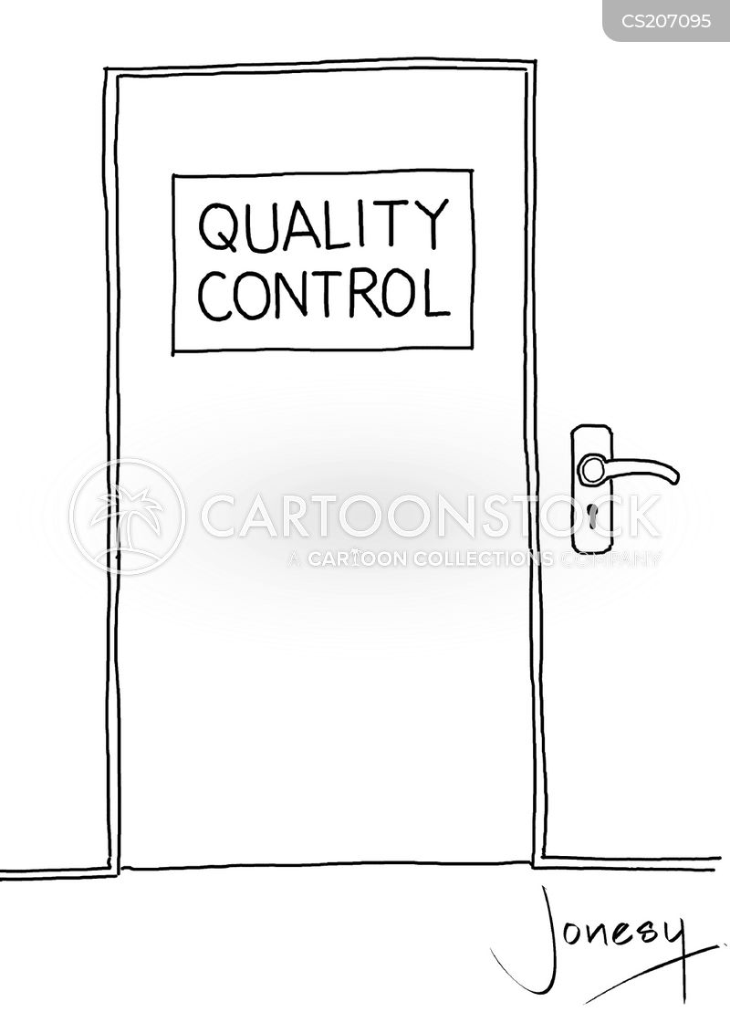 quality control lapse cartoon