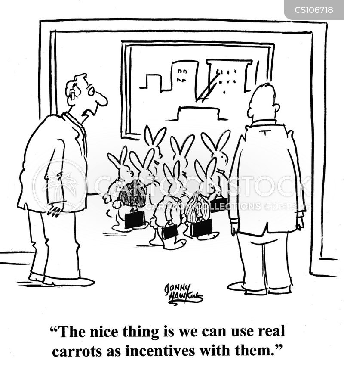 purpose cartoon