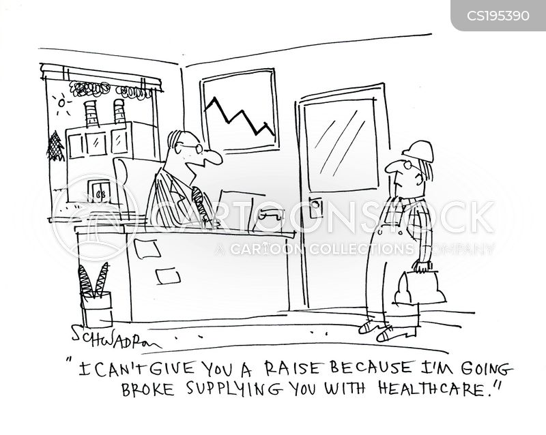 healthcare policy cartoon