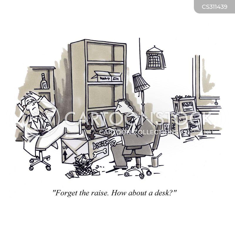 new businesses cartoon