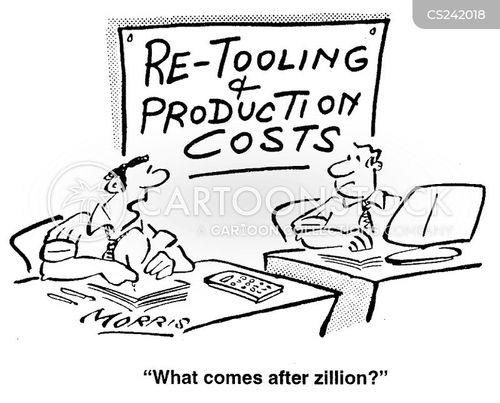 finance dept cartoon