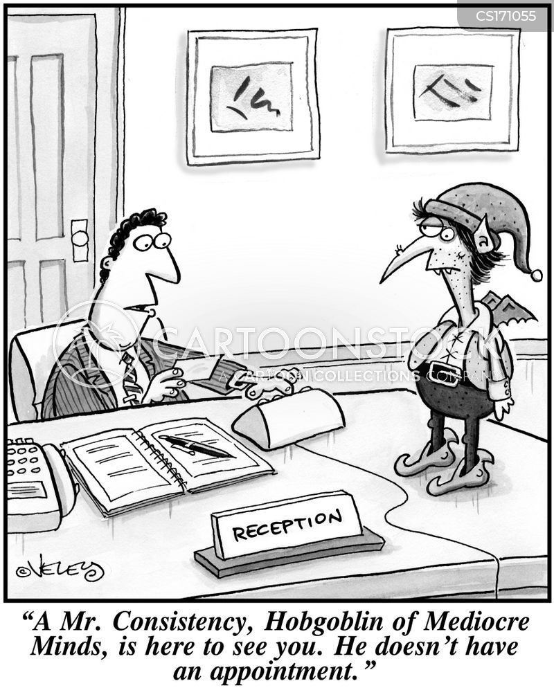 mediocrity cartoon
