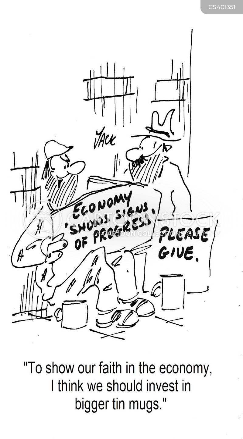 gross domestic product cartoon