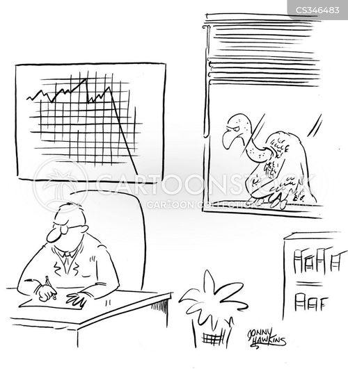 business losses cartoon