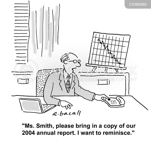 financial crises cartoon