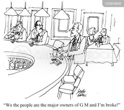 public ownership cartoon