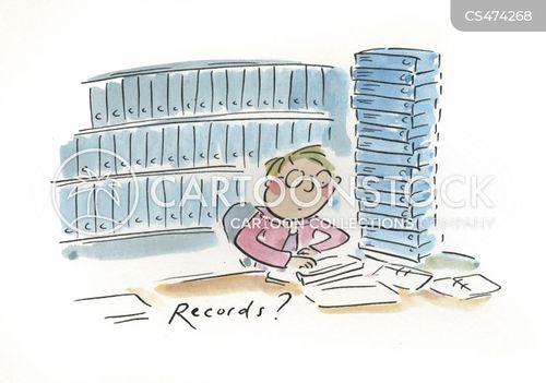 diligence cartoon
