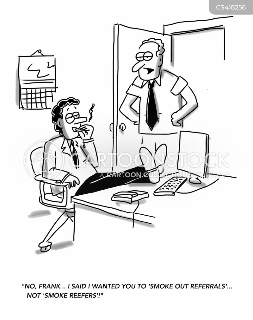 reefers cartoon