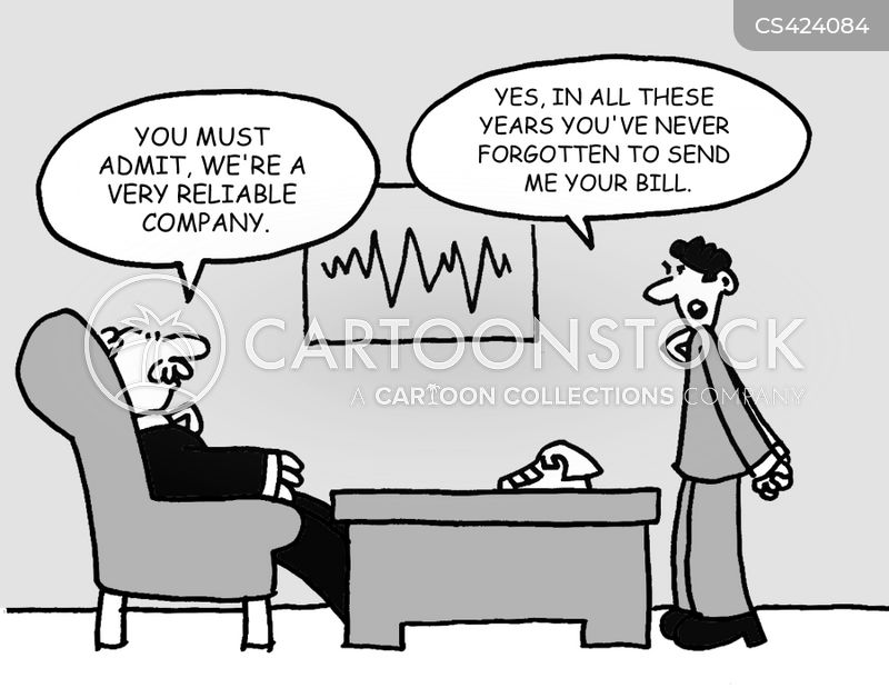 reliability cartoon
