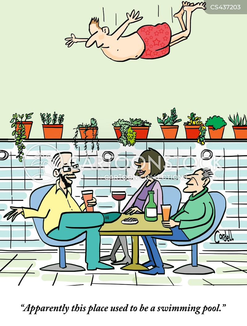 re-purposing cartoon