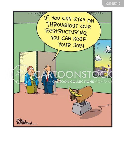 mechanical bulls cartoon