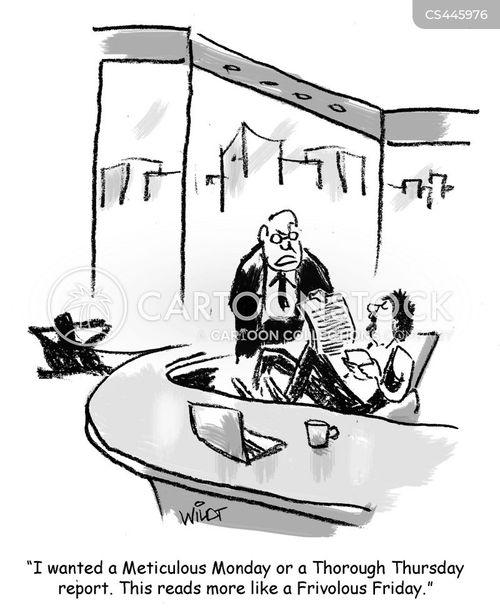 workweeks cartoon