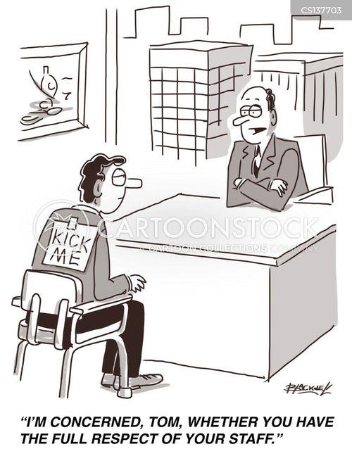 kick me sign cartoon